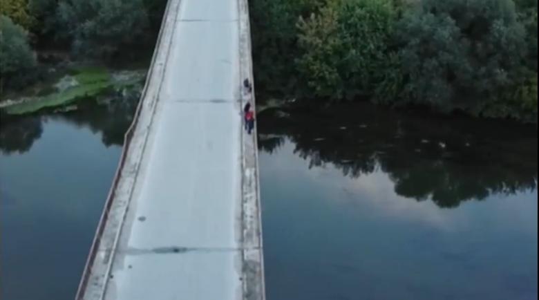 Рушащ се мост в Търновско е напът да остави стотици откъснати от света