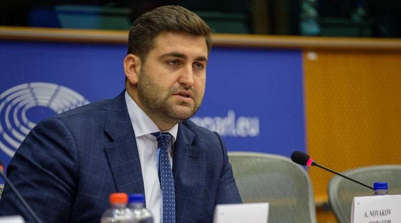 Евродепутатът Новаков: Шамарът за нас не е от Брюксел, а чисто български