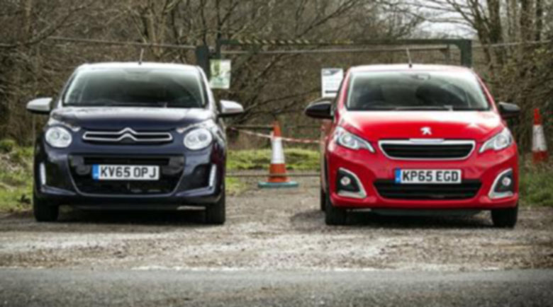 Краят на градските мъници: Peugeot и Citroen се отказват от най-малките си модели