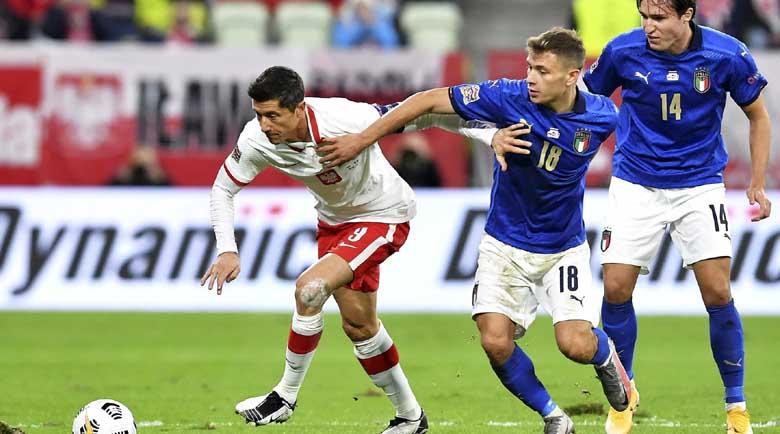 Италия не успя да победи Полша в Гданск