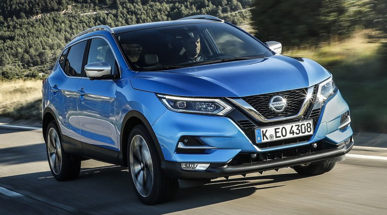 Nissan Qashqai е най-продаваният нов автомобил в България през 2020 г.