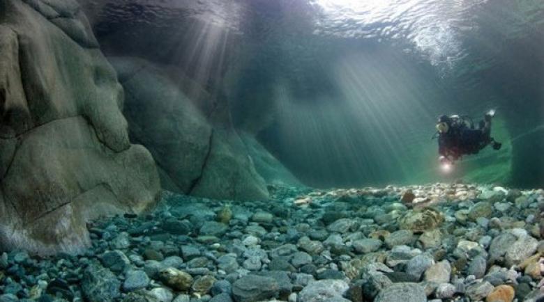 Ето къде тече най-чистата и безжизнена река в света