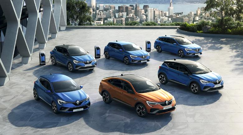 Renault поема в посока към електрическа мобилност