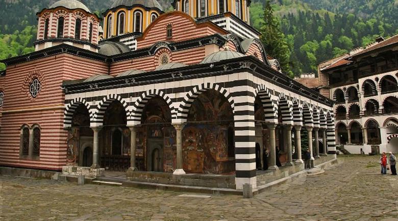 Истинско чудо на кръщене в Рилския манастир