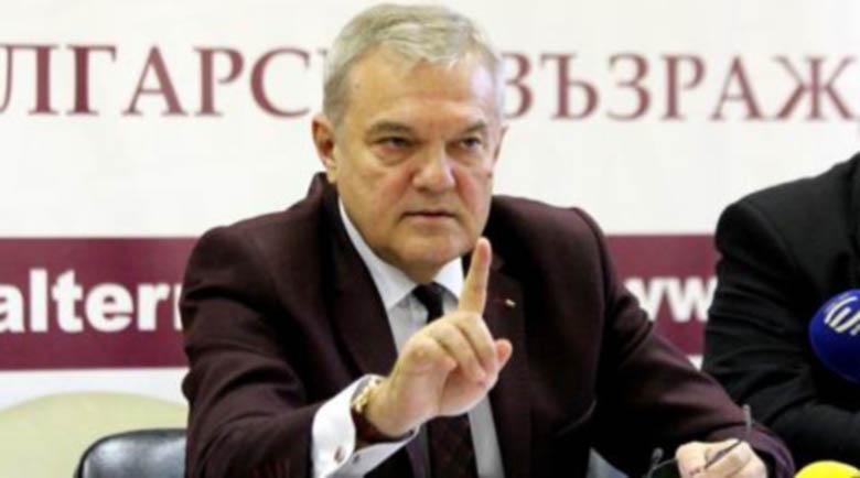 Румен Петков: Борисов се страхува, че неговата оставка ще го заведе в ареста