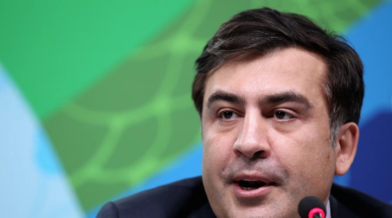 Бившият президент Михаил Саакашвили е пребит в Атина