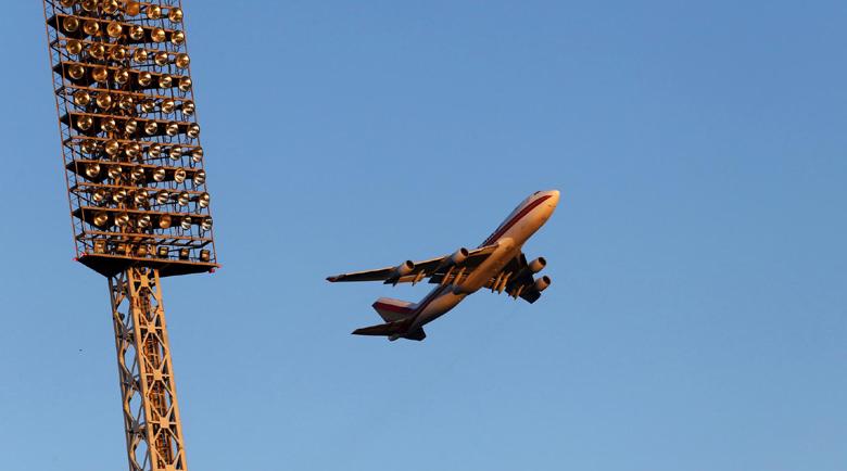В коронакризата полетите намаляха с 66%