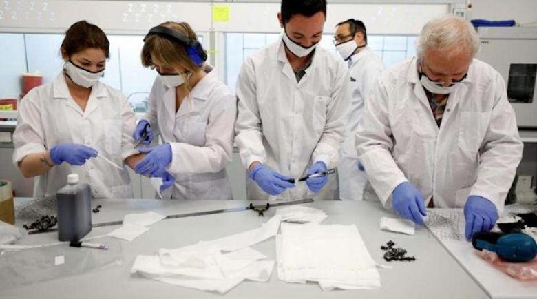 Антивирусни маски унищожават COVID-19 за половин час