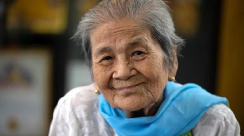 100-годишна, която не е боледувала от 14-годишна, пребори коронавируса