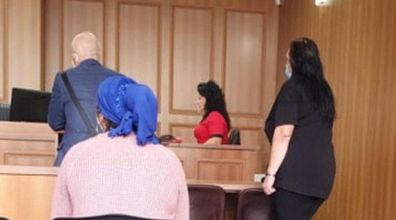 Жената на дилъра Така Так застана пред съда заради дрогата в салама