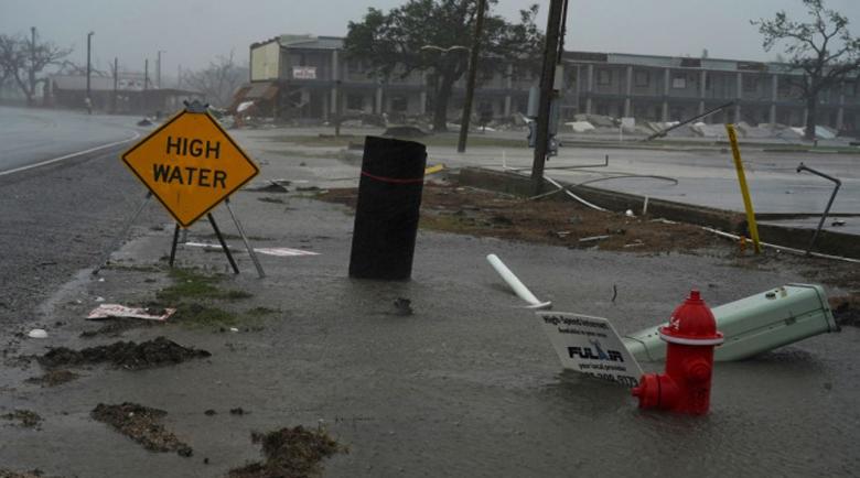 Ураганът Делта връхлетя американския щат Луизиана с ветрове от 155 км в час