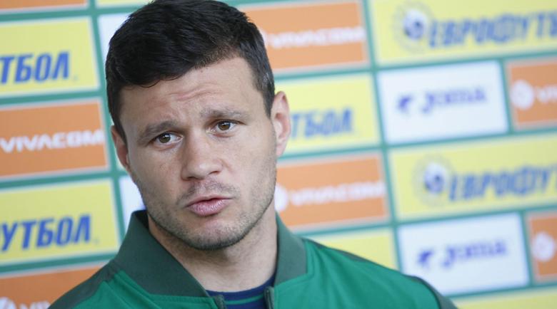 Васил Божиков поема капитанската лента в националния отбор
