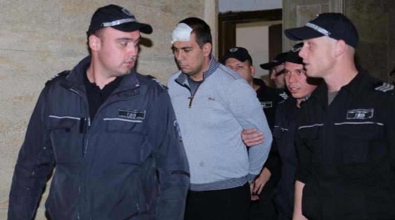 Съдът назначи експертиза на двойния убиец Викторио Александров