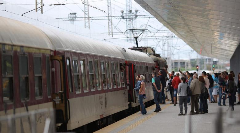 След 7 години директно ще пътуваме с влак до Скопие