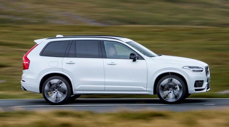 Новото XC90 ще е последното Volvo с бензинов мотор