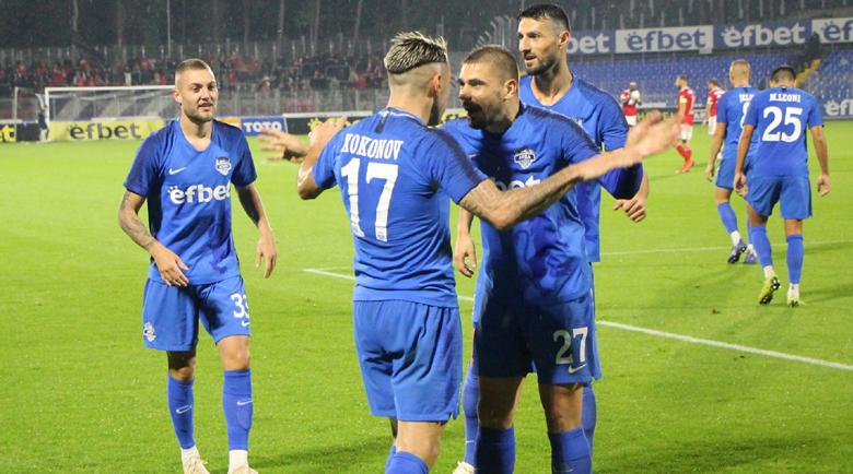 """""""Арда"""" се изкачи в топ 3 на Първа лига"""