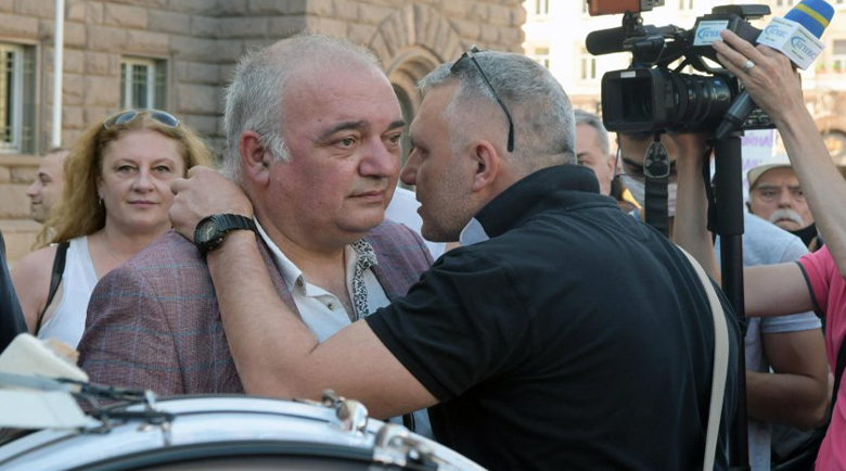 Арман Бабикян призна: Ще правим широка коалиция със Слави и Мая