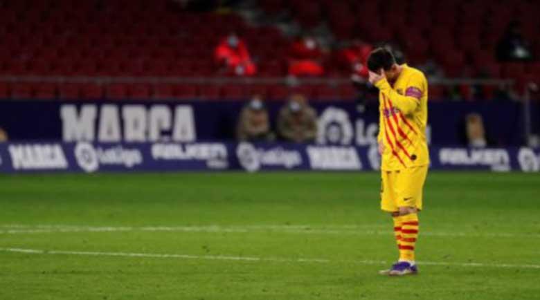 Атлетико Мадрид надви безидейна Барселона с един гол