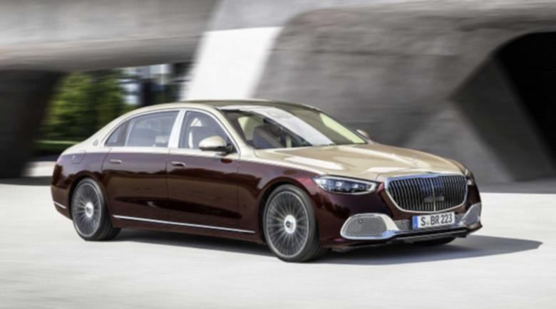Новият Mercedes-Benz S-Class стана Maybach