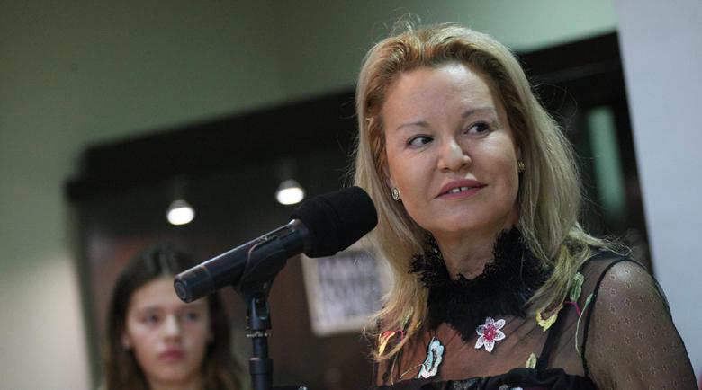 Стефка Костадинова проговори за срещите си с Ванга