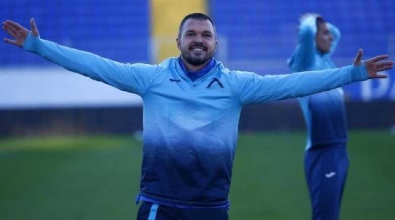 В Хърватия: Скуката си отиде с Божинов
