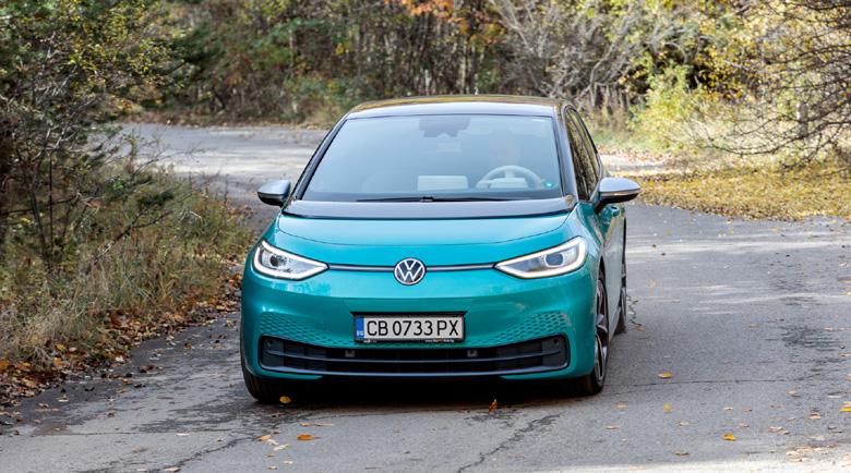 Половината купувачи на VW ID.3 са нови клиенти за марката