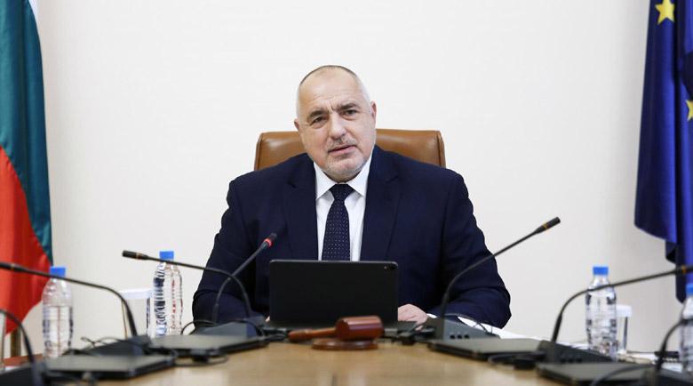 Бойко Борисов: Ще предложим вариант за управление