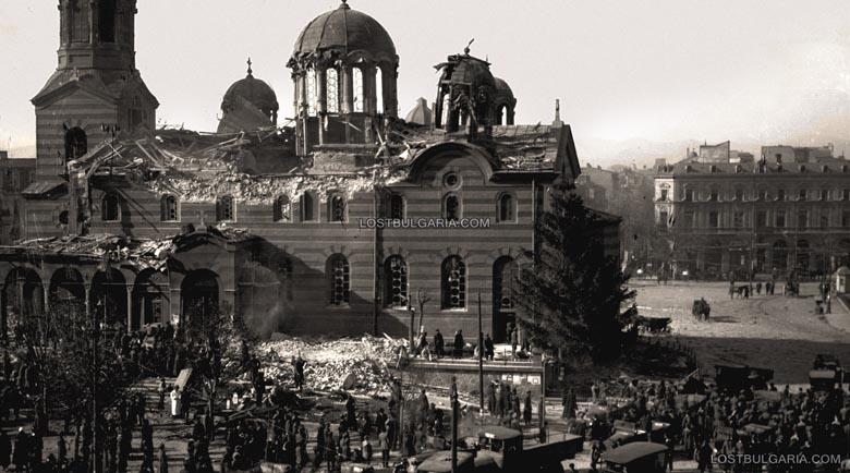 """96 години от атентата в църквата """"Св. Неделя"""""""