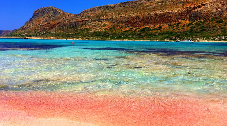 Райска ваканция между тюркоазено море и розови плажове: В Европа има само 4