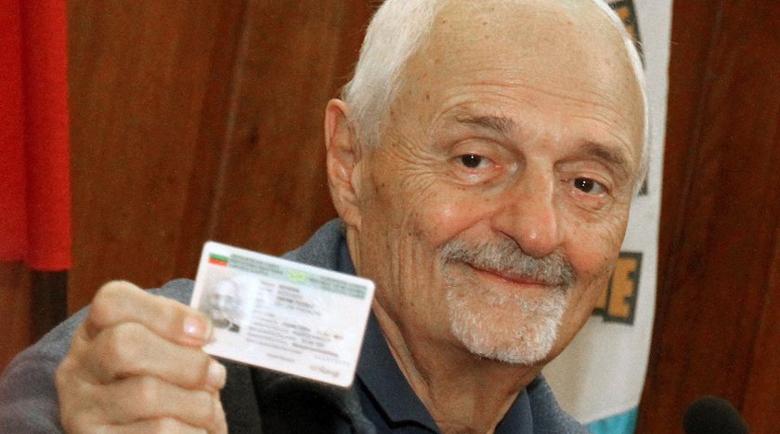 """Българинът Тед Кочев – бащата на """"Рамбо"""", готов да снима филм и на 90"""