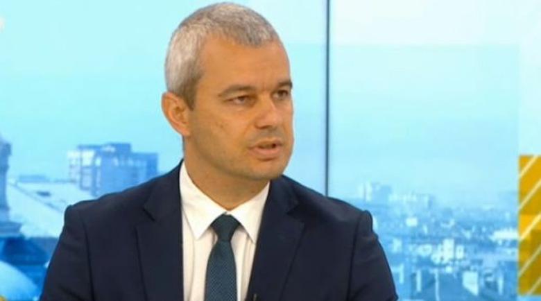 Костадин Костадинов: Дори и мафията не посяга на жените и децата