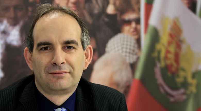 Волгин: Радвам се, че този парламент не състави правителство