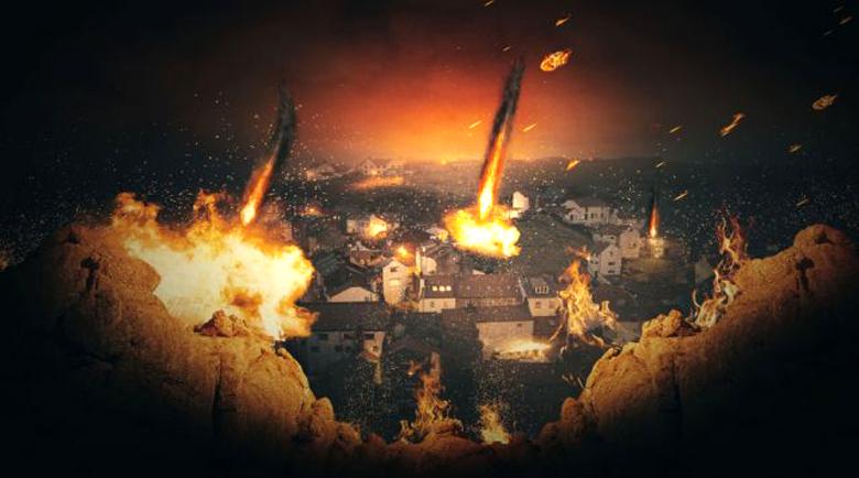 Разрушени ли са Содом и Гомор от огън и сяра?