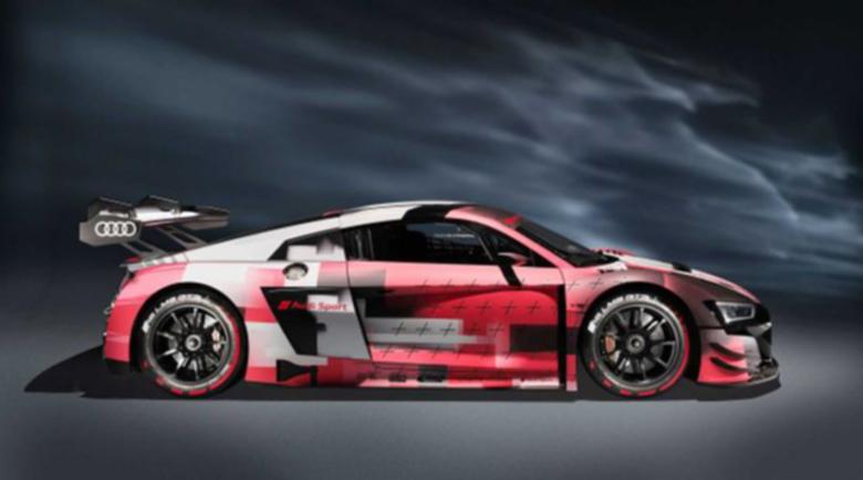 Новото състезателно Audi – с климатик и цена от половин милион евро