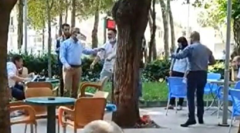 Напрежение между двама българи пред избирателна секция в Бурса