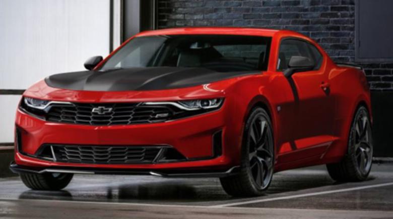 Chevrolet Camaro става електрически седан с четири врати?