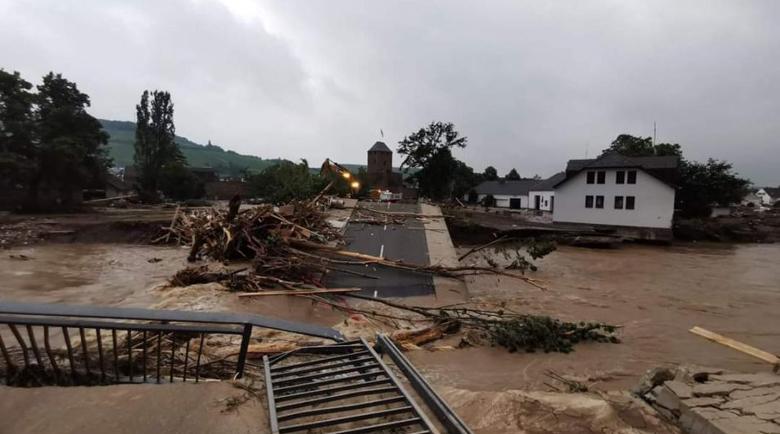 Българка в Германия за тежките наводнения: Това е апокалипсис