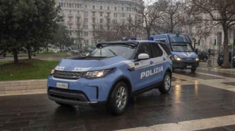 Голяма акция срещу престъпността в Италия