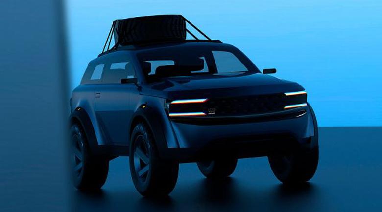Неофициален поглед към новата Lada Niva