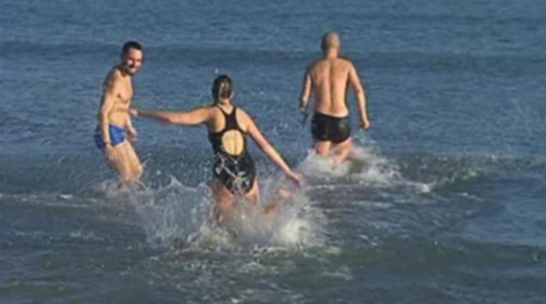 Къпането в морето може да причини инфаркт