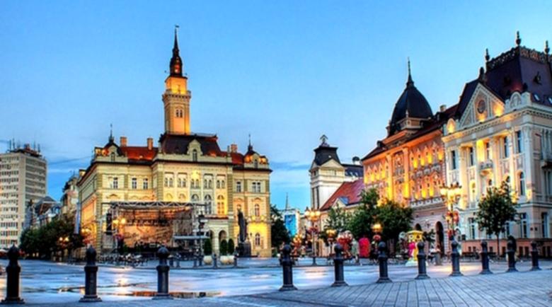 Нови Сад избран за Европейска столица на културата 2022