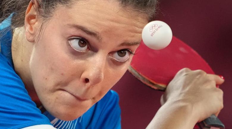 Полина Трифонова с втора поредна победа в тениса на маса