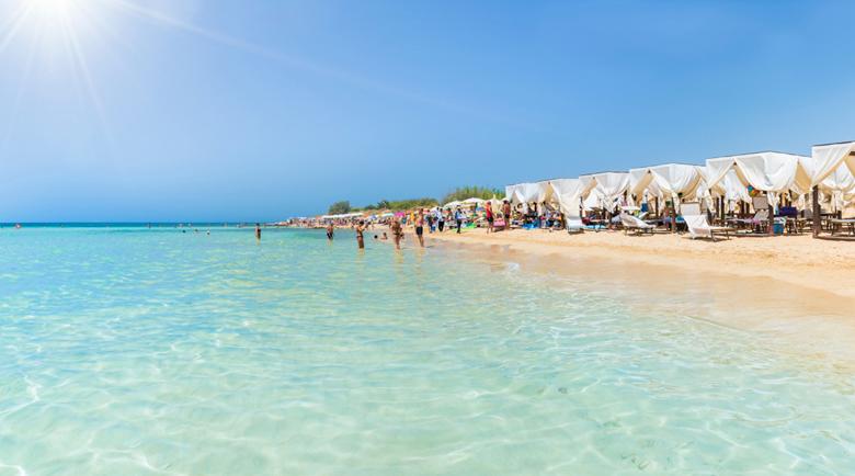 Италианските Малдиви – райските плажове на Ботуша