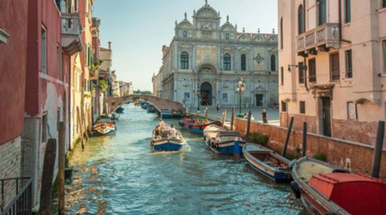 Невероятни градове, наподобяващи Венеция, които си заслужава да посетите