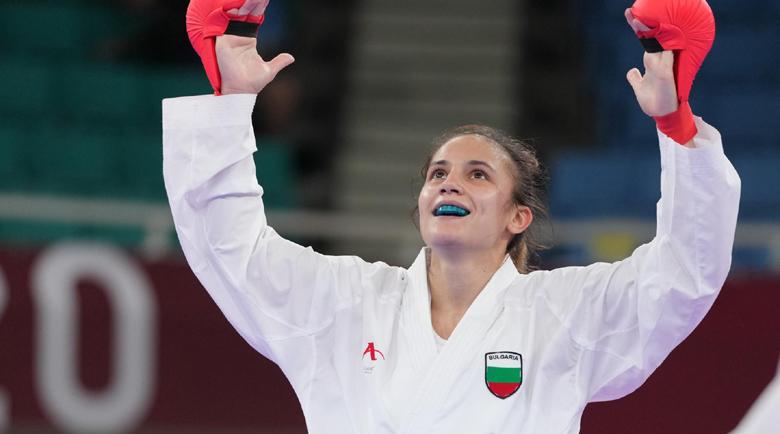 Олимпийската ни шампионка Ивет Горанова не стигна до златото в Пореч