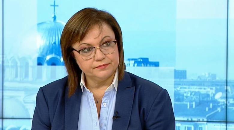 И Нинова уличи Кирил Петков в голяма предизборна лъжа