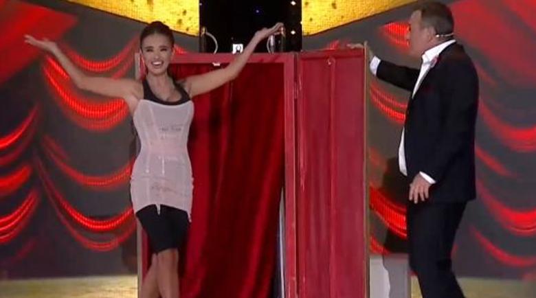 Певицата Мария унизи Рачков в първото шоу