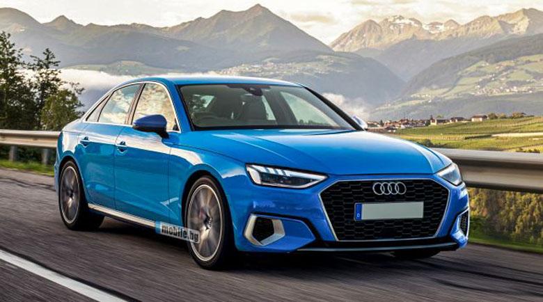 Всичко, което знаем за новото Audi A4 B10