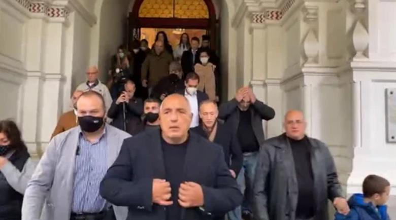 Борисов: Пак няма да направят правителство, защото няма отговорни партии