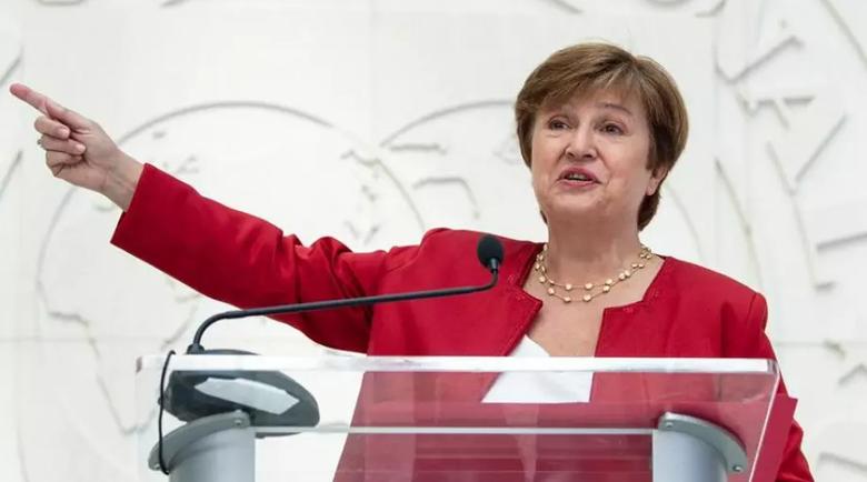 Кристалина Георгиева развя знамето на победата